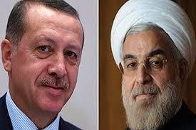 Iran, Turkey stress jump in mutual economic cooperation