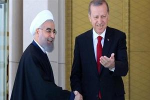 Rouhani, Erdogan seeking new chapter in Iran-Turkey ties