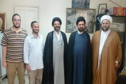 Iranian Cleric visits Islamic University of Lebanon