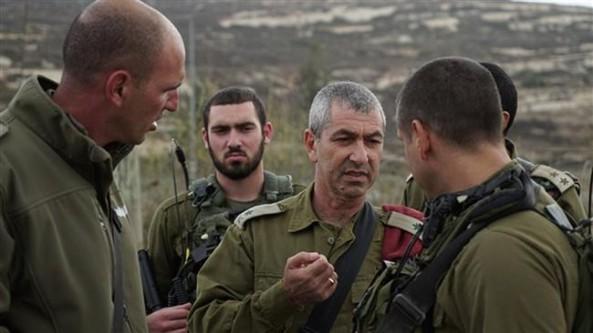 Israeli commander orders new settlement in West Bank