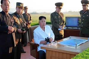 North Korea launches ballistic missile into Sea of Japan+Video