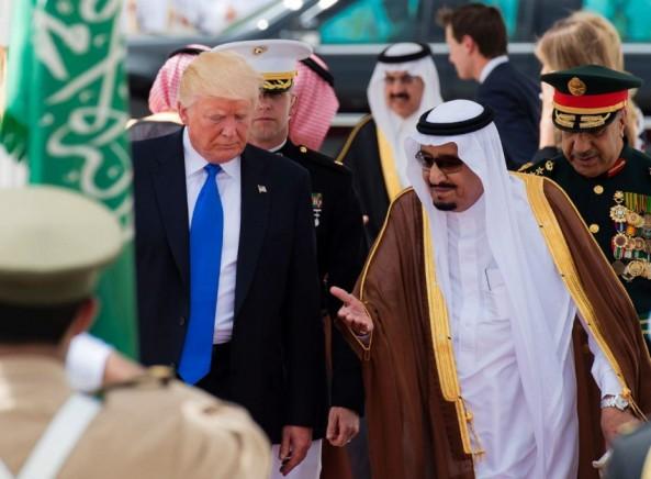 US politicians challenge Donald Trump's multi-billion dollar Saudi Arabian arms deal