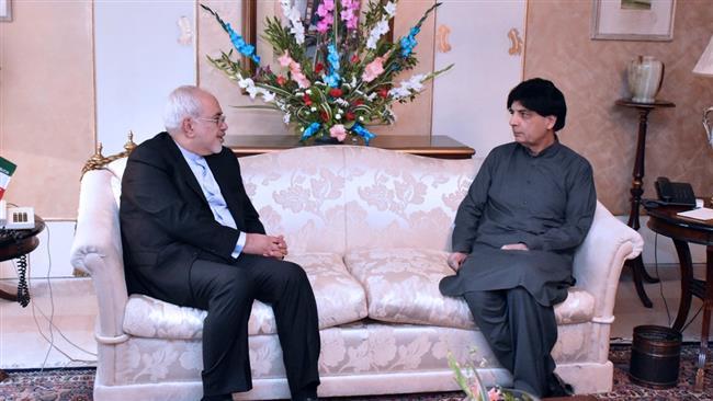 Iran, Pakistan talk border security after massacre of guards