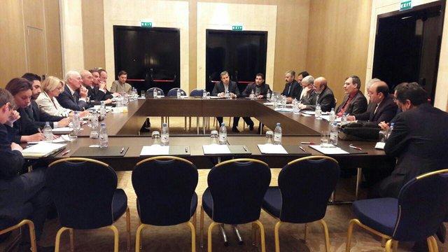 Iran Deputy FM meets with de Mistura, Putin envoy