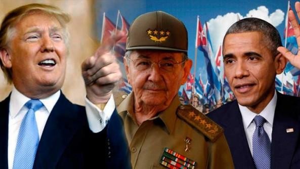 Trump to reverse Obama's Cuba policy: Report