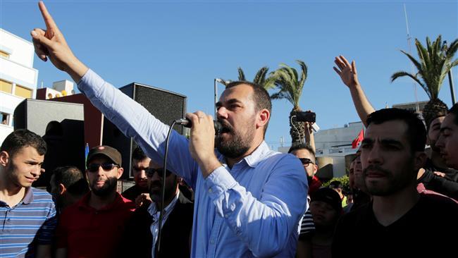 Moroccan authorities detain leader of protest movement Nasser Zefzafi