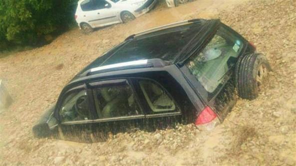 Heavy downpours, flooding hit Iran again