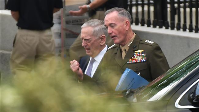 US closely examining Syria 'de-escalation zones': Mattis