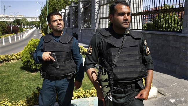 Iran arrests 8 more terrorists over Tehran attacks