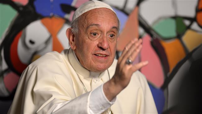 Pope slams 'barbaric' terrorist attacks in Tehran