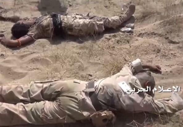 84 Saudi mercenaries killed in Yemeni forces new attacks