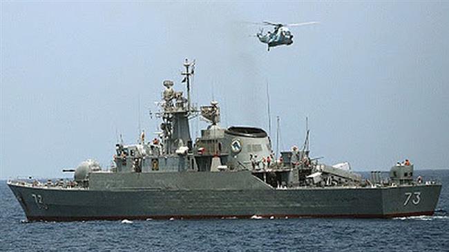 Iran Navy flotilla to set sail for Oman, high seas