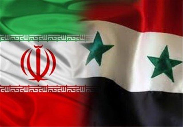 Syria economic team in Iran
