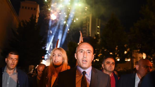 Ex-rebel commander poised to win Kosovo polls