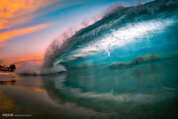 Beauties of waves