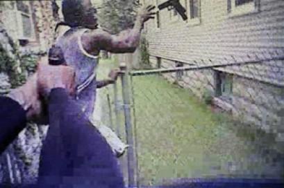 US police officer gets off scot-free for killing black man