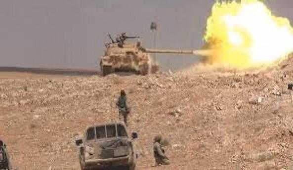 Syrian army kills more than 70 ISIL terrorists in Deir Ezzor