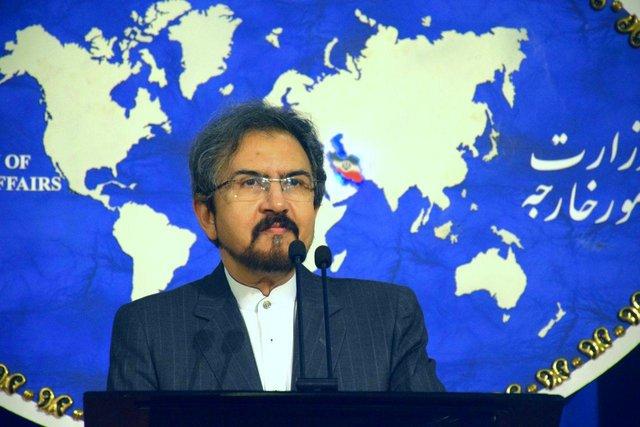 Iran condemns London terror attack