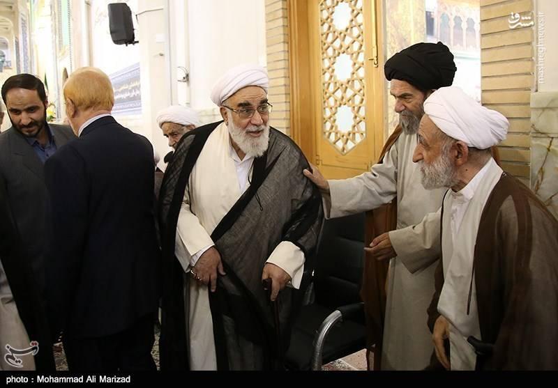 Iranians mourn Imam Khomeini demise