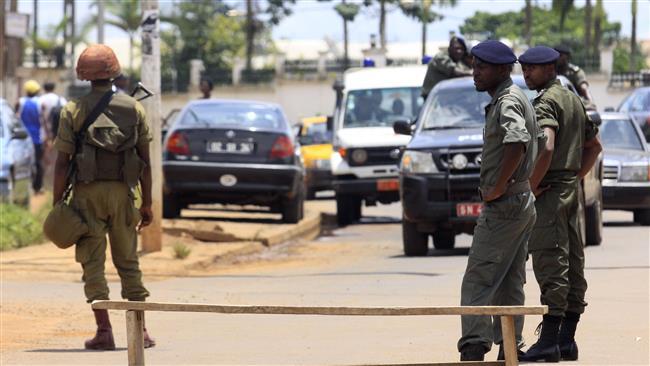 Cameroon arrests soldiers demanding bonuses