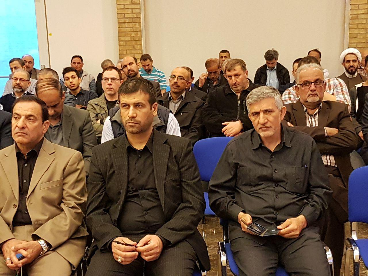 Imam Khomeini demise anniversary in Denmark