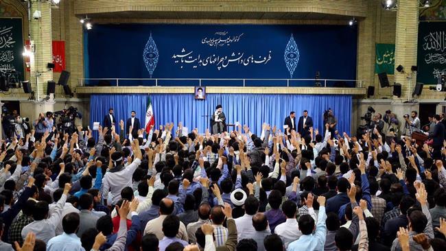 Ayatollah Khamenei: Terror attacks will fail to undermine Iran's will