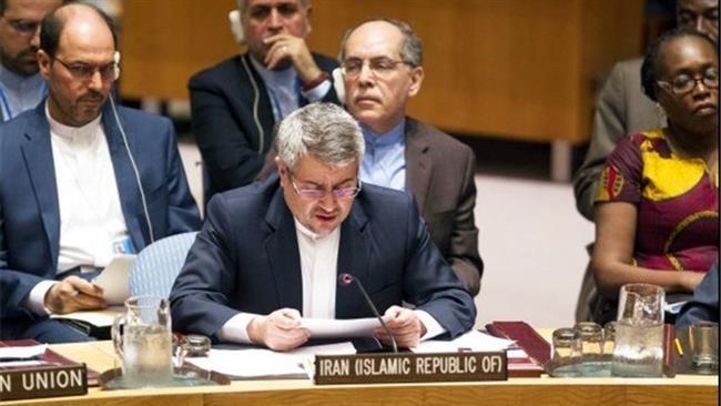 After Daesh attacks, Iran draws UN attention to Saudi threats