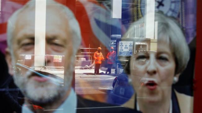 2017 British general election: Live updates