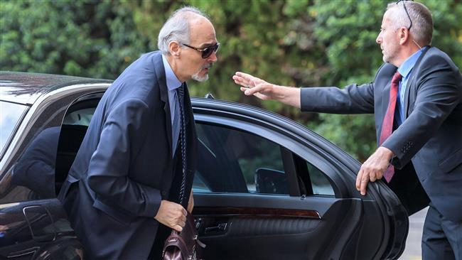 Geneva hosting new round of Syria peace talks