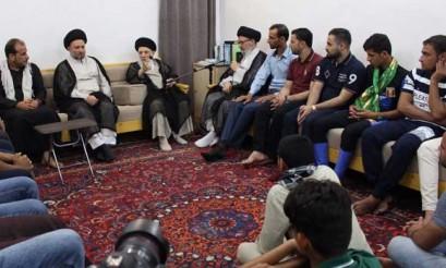 Top Iraqi Cleric urges tolerance towards Cultural enemies