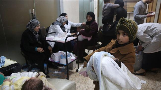 Measles killed 35 European children: WHO