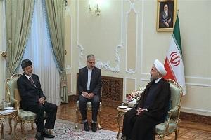 Iran's Rouhani slams Saudi-led blockade against Qatar