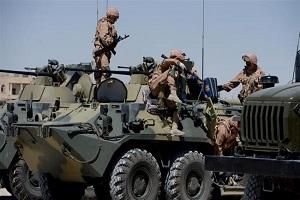 Militant mortar attack kills Russian soldier in central Syria