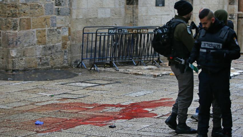 Israeli forces shoot dead Palestinian man in West Bank