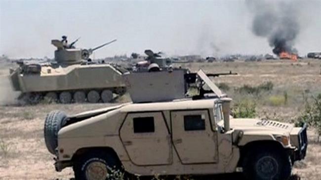 Egypt kills 9 'extremists' in Sinai Peninsula