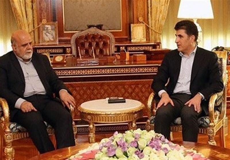 Kurdish PM: Iran able to help settle Baghdad-Erbil disputes