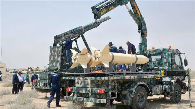 Iraq test-fires indigenous short-range Yaqeen-1 rocket