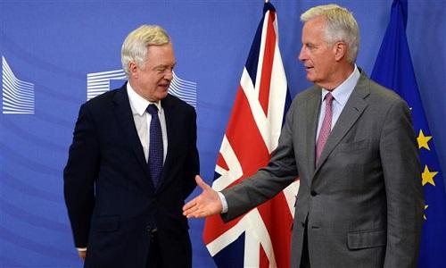 UK, EU negotiators sit down for second round of Brexit talks