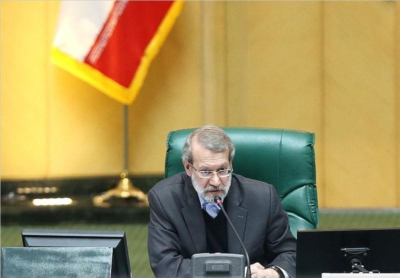 Iran's Larijani praises move to counteract US terrorist measures