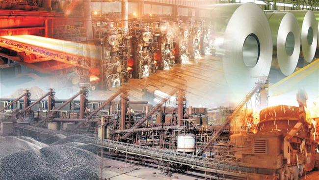 EU targets Iran's steel exports with hefty duties