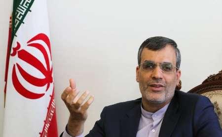 Iran deputy FM in Syria