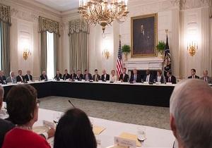 Trump urges GOP senators to cancel recess, work on repealing ObamaCare
