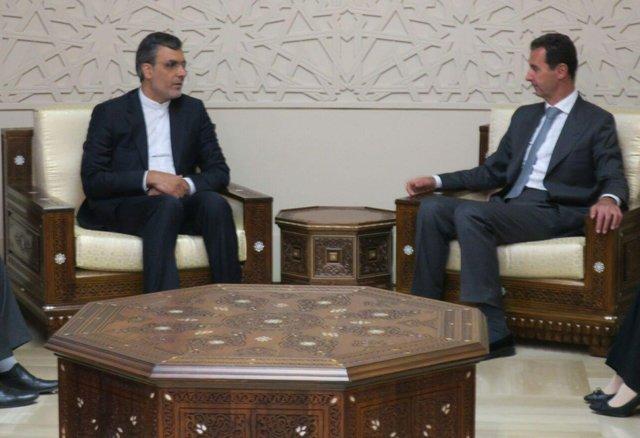 Iran Deputy FM, Syrian president discuss bilateral ties, regional matters