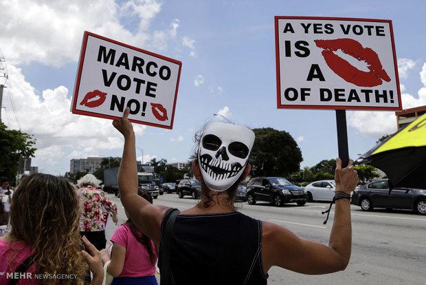 Protest to Trumpcare