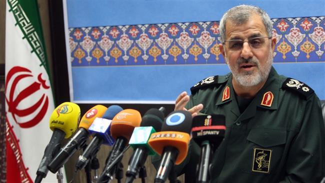 Fighting terrorists not limited to Iran's borders: IRGC commander