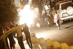Israeli tanks, jets once again target Gaza Strip