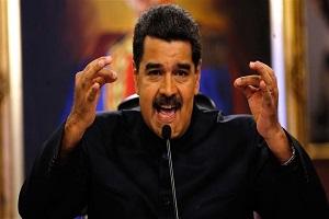 Maduro accuses CIA of plotting with neighbors against Venezuela