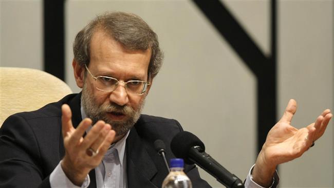 Iran will respond to US sanctions in kind: Larijani