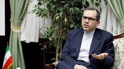 Iran, Croatian deputy FMs discuss bilateral ties