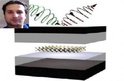 Iranian physicist masters unexplored electron property